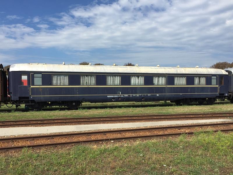 1. Klasse Schürzenwagen DB Typ A 4üe Baugruppe 38