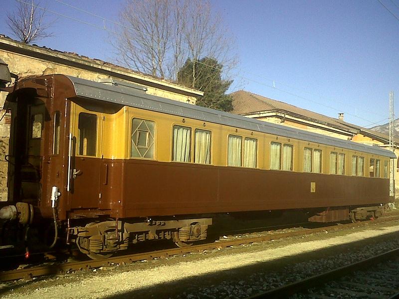 1. Klasse Wagen FS Typ 50'000